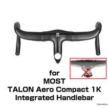 for Pinarello MOST TARON AERO Compact 1K Intgrated Handlebar