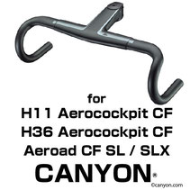 for CANYON(H11/H36 Aero Cockpit CF)
