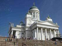 Dom in Helsinki des Berliner Baumeisters Engel