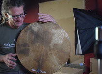 Klangbruder Instrumentenbau Rahmentrommel