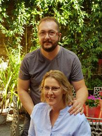 Carole et Olivier - La Filature Saint Quentin