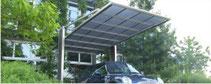 Aluminium-Einzelcarport Myport - Direkt zum Konfigurator mit Preis
