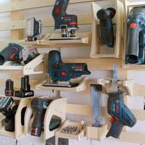 French Cleat - Werkzeughalter
