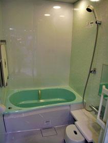 Typical Japanese Bathroom. Don't enter the bathtub if you have a shower! Tokyo, Japan 2013 © Sabrina Iovino   JustOneWayTicket.com