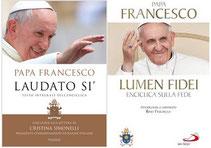 Scarica le Encicliche di Papa Francesco