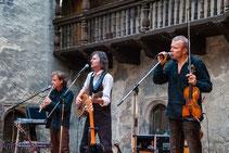 10.08.2013 The Aberlour´s zu Gast auf Schloss Kannawurf...