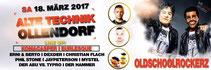 18.03.2017 Project O - Alte Technik Ollendorf