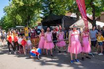 33. Lindenblütenfest und 9. Lindenblüten-Crosslauf Walschleben