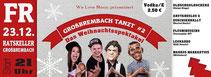23.12.2016 Großbrembach tanzt