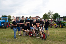 21.06.2019 Sommerfest und Traktorentreffen Eßleben
