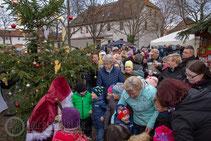 Weihnachtsmarkt 2018 in Leubingen