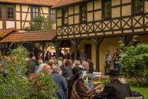16.06.2017 Romantischer Abend im Klostergarten