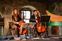 15.05.2014 Barockkonzert auf Schloss Kannawurf
