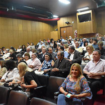 AGASAJO A JUBILADOS EN LA FACULTAD DE CIENCIAS ECONÓMICAS (07/12/18)