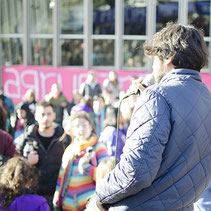 ASAMBLEA DE TODOS LOS CLAUSTROS EN EL RECTORADO (23/08/18)