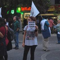 CONCENTRACIÓN CONTRA EL AJUSTE Y EL MIEDO (26/10/18)