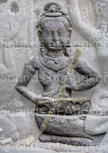 Racle. Banteay Chhmar.