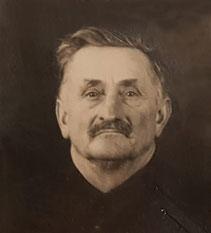 Jean-Louis Gsell (1882-1972). Petit-fils d'Émile, en 1918.