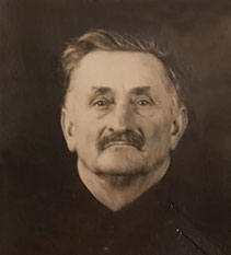 Jean-Louis Gsell (1882-1972). Grandson of Émile, in 1918.