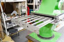 マグネットセパレーター 磁選機 鉄製ホッパー