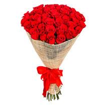 50 Rosas Rojas a Domicilio en Cuernavaca