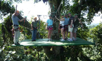 Athica Canopy Tour & Tarzan Swing