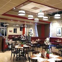 Restaurant Vézelay avec salle charme authentique, capacité 120 personnes