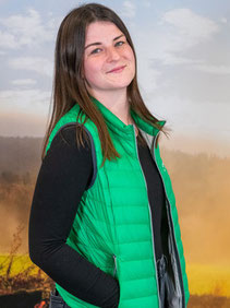 Anna aus dem Dreirad-Zentrum Fuchstal