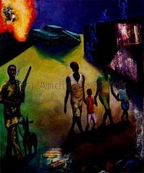 """Bild """"Zentralafrika"""""""