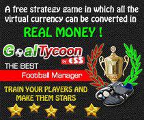 Goal Tycoon Goaltycoon Browsergame Onlinespiel Online Spiel