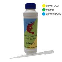 CO2 Testlösung Control Indikator