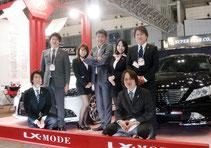東京オートサロン2013 幕張メッセ LX-MODE イベントブースコンパニオン6