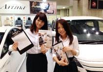 東京オートスタイル2013 東京ビッグサイト K'SPEC イベントコンパニオン1