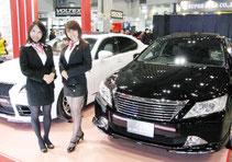 東京オートサロン2013 幕張メッセ LX-MODE イベントブースコンパニオン5