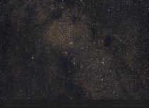 M 24,kleine Sagittarius Sternwolke