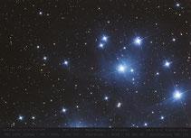 NGC 1432, Maia-Nebel , Plejaden