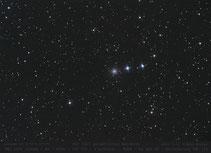 NGC 2419 galaktischer Wanderer