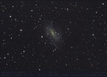 NGC 925  -  Ausschnitt