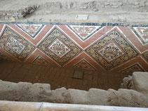 Site archéologique Chan Chan, Pérou