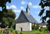 Bild: Seeligstadt Teichler Kirche