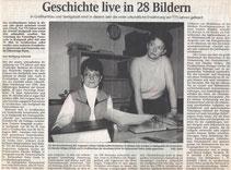 Bild: Seeligstadt Chronik 2003