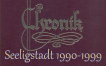 Bild: Seeligstadt Chronik 1990 - 1999