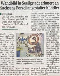 Bild: Seeligstadt Chronik 2009