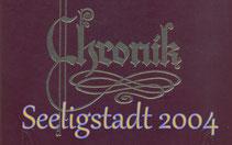 Bild: Seeligstadt Chronik 2004