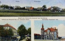 Bild: Seeligstadt Kleinwolmsdorf Postkarte