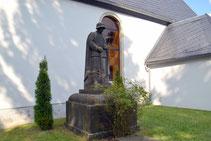 Bild: Fischbach Kirche Seeligstadt 2017