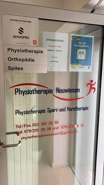 Fizioterapeut Stettbach