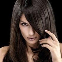 Bild: Model Haarverlängerung Patricia