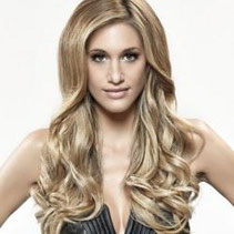 Bild: Model Haarverlängerung Bianca
