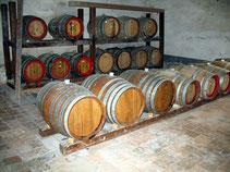 Fassgereifte Rotweine wie Gropello oder Marzemino